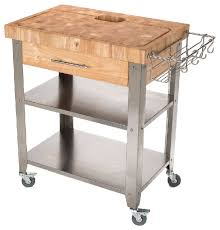 contemporary kitchen carts and islands 20 x 30 x 36 stadium series kitchen work station 2 5 end