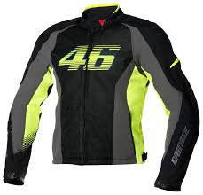 riding jacket price dainese vr46 air tex jacket revzilla