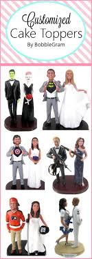 custom wedding cake toppers and groom 279 best hockey wedding cake toppers images on hockey