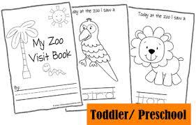 free worksheets zoo activities for kindergarten free math