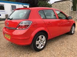 2009 u002759 u0027 vauxhall astra 1 4 active petrol manual 5 door family