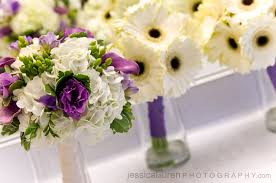 fall flowers for wedding inspirations purple wedding flowers with wedding bouquets purple