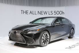 lexus sedan 2018 2018 lexus ls 500 f sport will touch down at the 2017 nyias