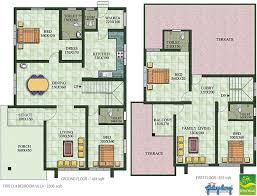 types of house plans galaxy homes villas and apartments kochi kozhikode green