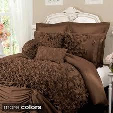 Faux Fur Comforter Set King Faux Fur Comforter King California King At Overstock Com