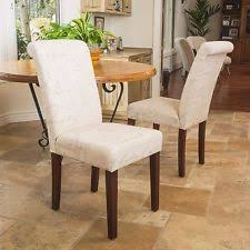 Printed Dining Chairs Parsons Dining Chairs Ebay