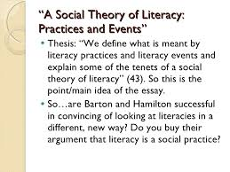 barton and hamilton literary practices