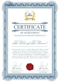 100 certificate template word free gift certificate