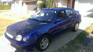 1999 Corolla Hatchback 1999 Toyota Corolla Conquest Ae112r Car Sales Qld Brisbane