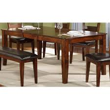 dining room sets kitchen furniture bernie phyl s furniture 5 piece dark mango dinette set