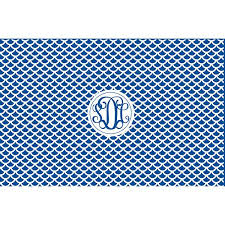 monogrammed serving tray personalized scale pattern monogrammed serving tray shelby
