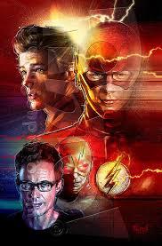 the flash fan art imagen de serie fan art and the flash the flash pinterest