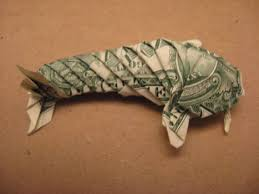 Origami Koi Fish Dollar Bill - wonpark explore wonpark on deviantart