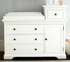 Changing Table Combo Changing Table And Dresser White Changing Table Changing Table