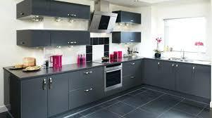 cuisine grise et meuble cuisine gris oratorium info