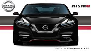 nissan could actually build maxima nismo news top speed