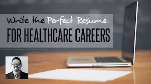 live career resume builder phone number write the perfect resume for healthcare careers youtube