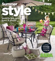 Asda Garden Furniture Asda Unveils Summer Home Cross Range Campaign With Publicis