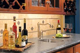 Wet Bar Sink And Cabinets The Entertainer U0027s Guide To Designing The Perfect Wet Bar