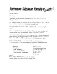 family reunion booklet sle category invitations award winning flyer yourweek