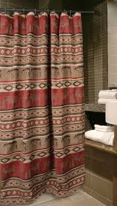 Curtains For A Cabin Cabin Rustic Lodge Shower Curtains Cabin 9 Design