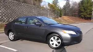 camry 2009 toyota camry le youtube