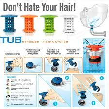 bathroom sink hair catcher bathroom sink drain protector strainer catcher bath tub and shower