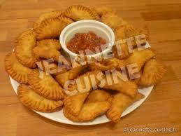 fr recette de cuisine pastels de viande beignets à la viande entrée jeannette cuisine
