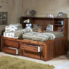 white bookcase bed full cheyenne bookcase bed by trendwood wolf and gardiner wolf