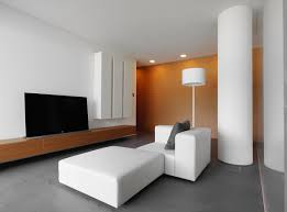 minimalist home in lugano switzerland by victor vasilev white leather sofa minimalist home in lugano switzerland by victor vasilev