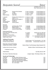 Sample Student Affairs Resume by Career Center Arts Resume Sample