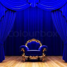 Royal Blue Curtains Blue Curtain 100 Images Curtain Backdrop Eulanguages Net Blue