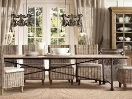 restoration hardware flatiron table appealing restoration hardware dining room style photo gallery of