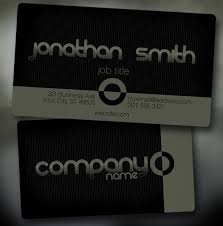free simple business cards designed in adobe photoshop on high