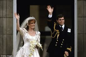 duchess of york sarah ferguson talks about prince andrew and being