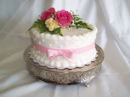 fresh flower birthday cake in pink cakecentral com