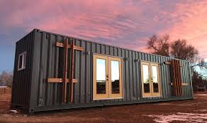 Tiny Home Colorado by Colorado Inhabitat Green Design Innovation Architecture