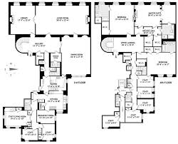 Famous House Floor Plans Floor Plan 834 Fifth Avenue U2013 Variety