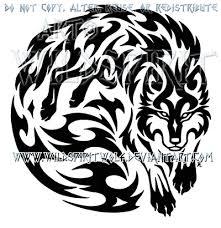 wolven spirit warrior tribal design by wildspiritwolf deviantart