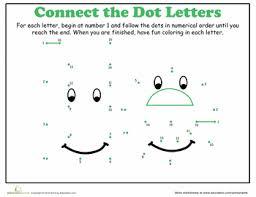dot to dot alphabet e alphabet the alphabet and knowledge