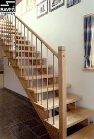 kutschera augsburg treppen innenausbau gestaltung - Aufgesattelte Treppen