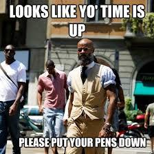 Badass Meme - i miss professor badass meme guy