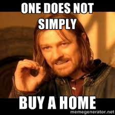 Buy Meme - the home buying process explained by memes market leader