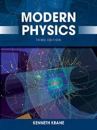 modern physics 3rd edition kenneth krane 2 electronvolt