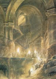 The Hobbit Map On The Finding Of Thror U0027s Map And The Key To The Lonely Mountain