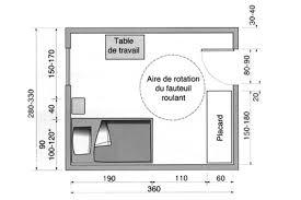 plan d une chambre plan chambre où mettre le lit dans la chambre côté maison