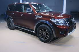 nissan armada 2017 forum 2017 nissan armada first look review motor trend