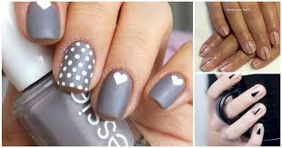 here are the 20 most simple yet elegant nail designs that you
