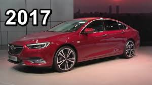 opel insignia 2017 white 2017 opel insignia grand sport review youtube