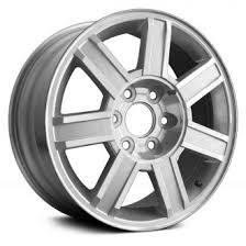 2007 cadillac escalade rims 2007 cadillac escalade replacement factory wheels rims carid com